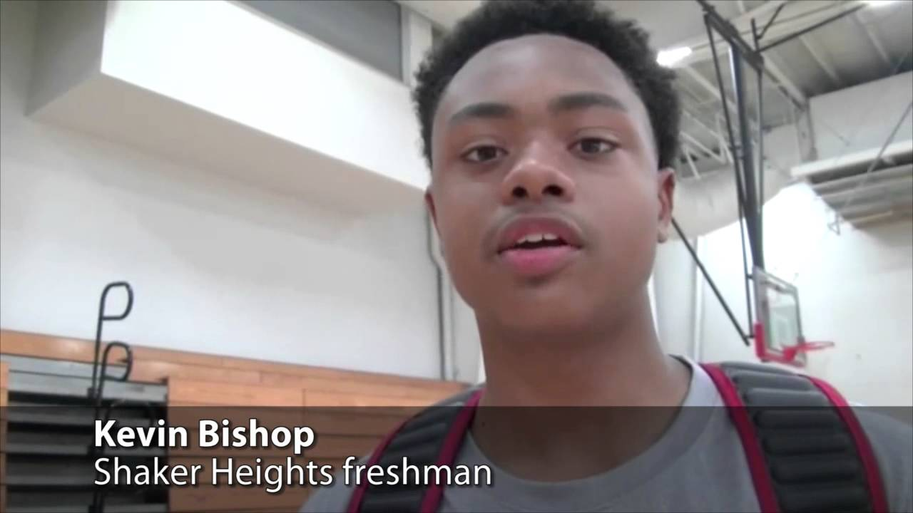 Terry Rozier returns to Shaker Heights for camp - YouTube