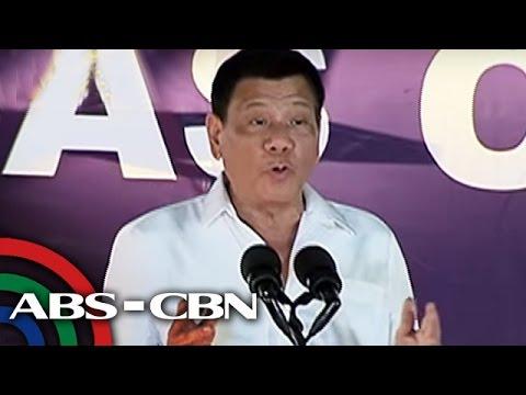 Bandila: Duterte, makailang ulit nang binuhay ang isyu ng Martial Law
