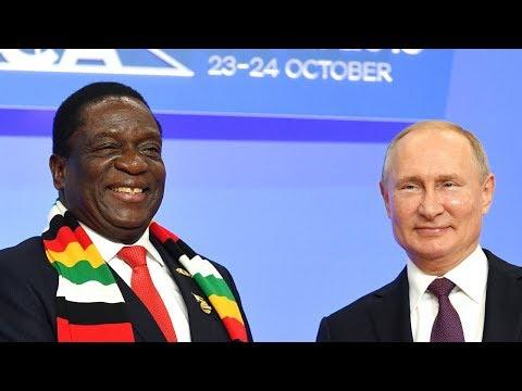 Африканцы Развели Россию На Бабки! Россия Простила Африке 20 Миллиардов Долларов.