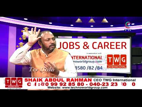 Careers in logistics and supply chain management-Scope,Job Opportunities-TWG INTL-P1(04-10-2017)