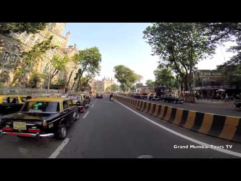 Mumbai City Tour - Grand Mumbai Tours