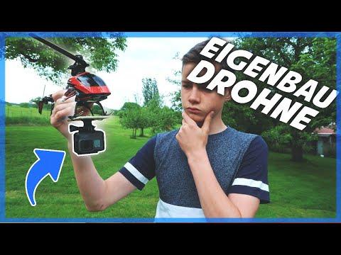 Kamera Drohne selber bauen? | Vlogging Deutsch | Samuel