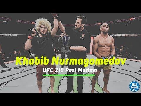 BJJ Scout: Khabib Nurmagomedov Grappling Study Part 1 (3 Headed Hybrid)