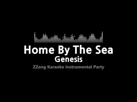 Genesis-Home By The Sea (Instrumental) [ZZang KARAOKE]