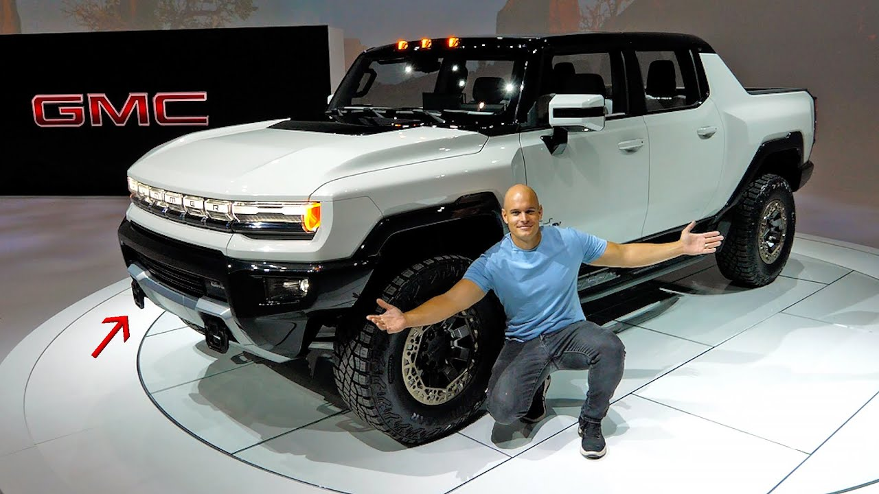 Download All Electric HUMMER EV?! - Everything you need to know!