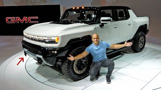 Download lagu All Electric HUMMER EV?! - Everything you need to know!