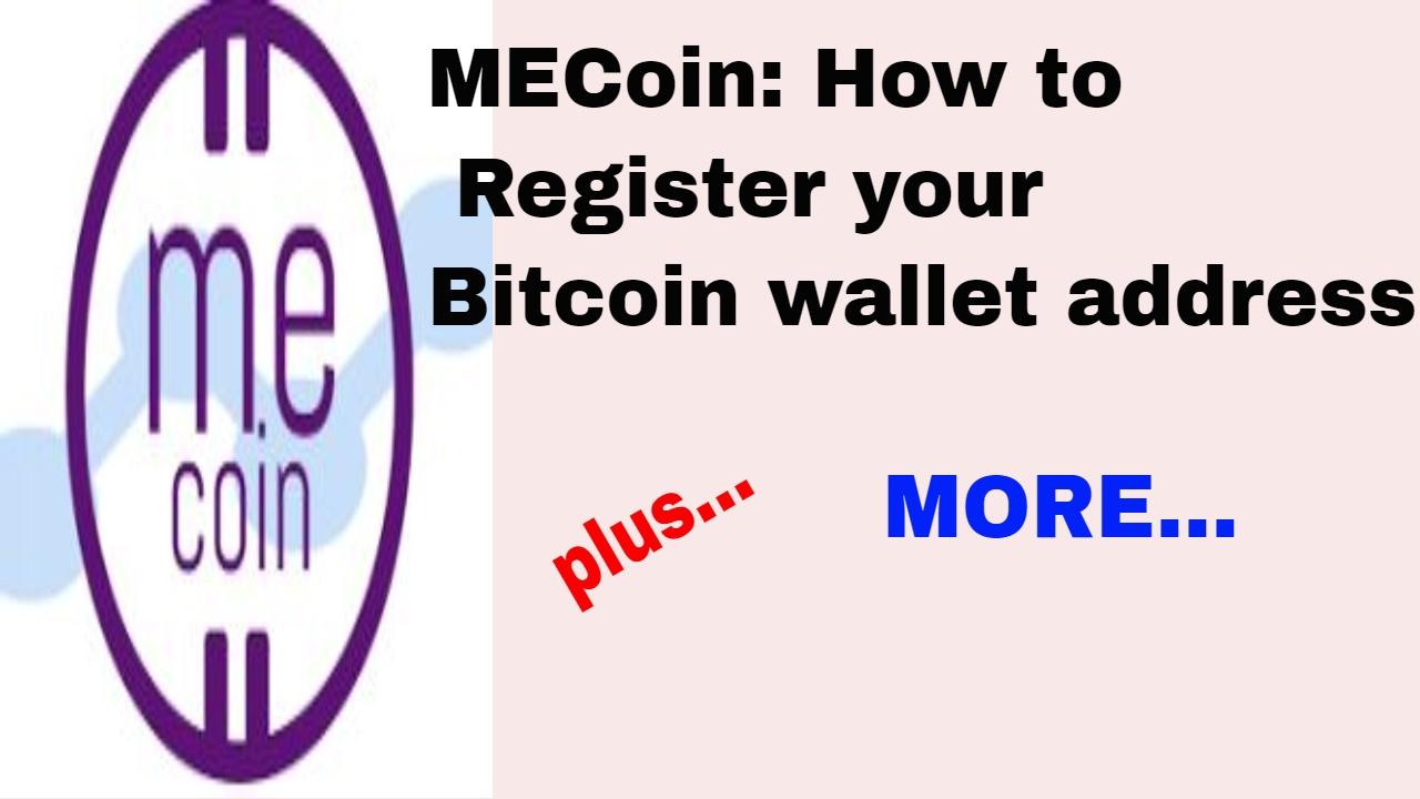 Bitme bitcoin wallet