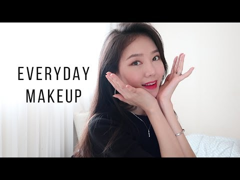 GET READY WITH ME ♥ EVERYDAY MAKEUP
