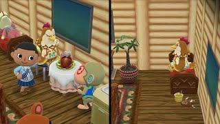 Animal Crossing Tour (New Horizons + Pocket Camp)