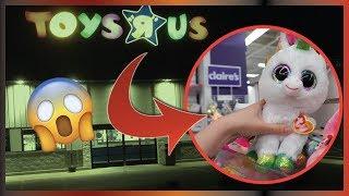 Investigating The Secret Toys R Us!