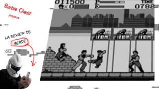 Review de merde #613 : Kung-Fu Master [Game Boy]