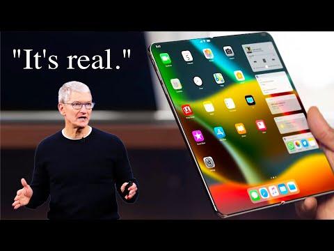 iPhone 13 Fold : c'est du vrai