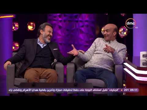 عيش الليلة - الفنان سليمان عيد يحكي موقف كوميدي في أول مشهد له أمام الكاميرا