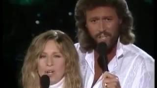 Barry Gibb Барри Гибб Barbra Streisand Барбра Стрейзанд What Kind Of Fool