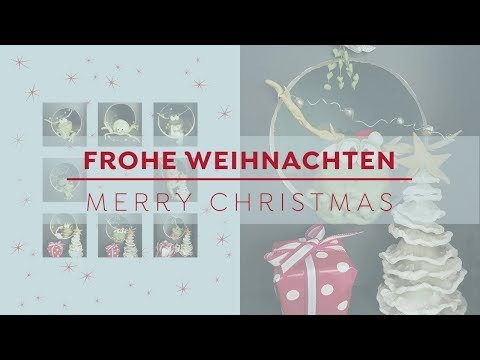 Frohe Weihnachten | Merry Christmas | Betty´s Sugar Dreams