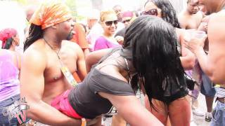 Repeat youtube video NYC LABOR DAY 2011 JOUVERT JAMISHNESS PT.1 BY AGO SOLVO CLTV