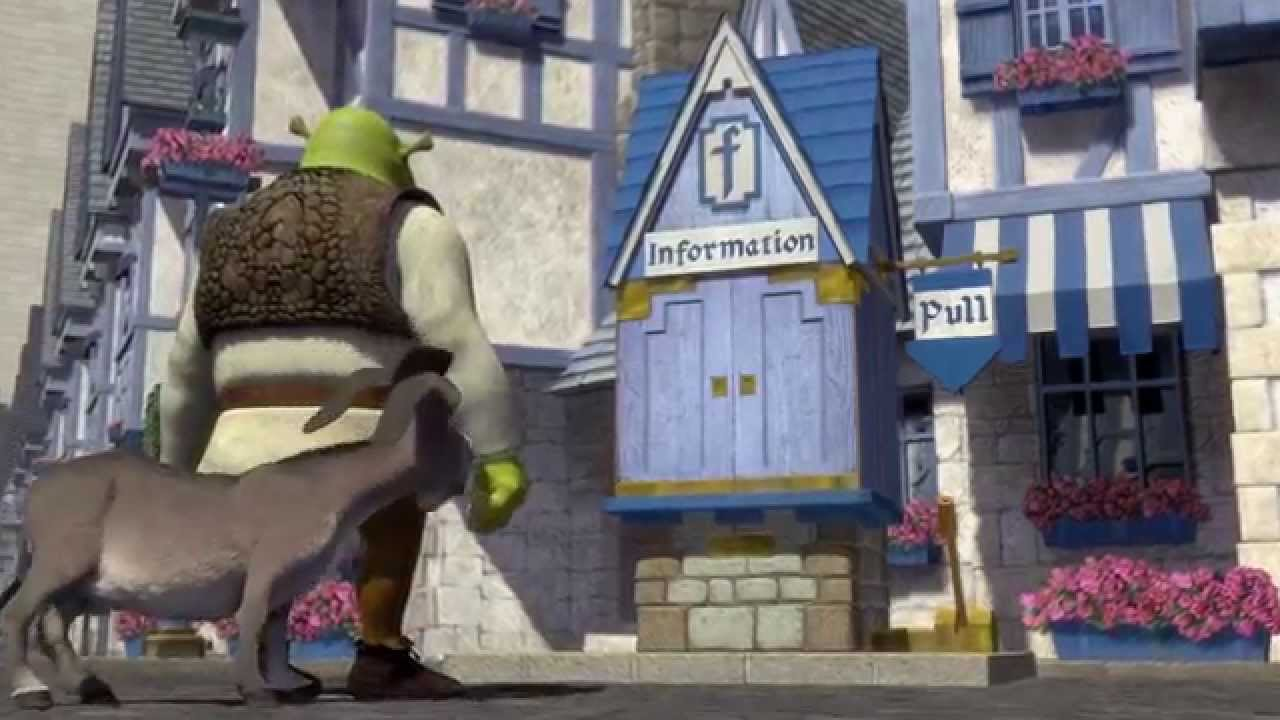Dulac From Shrek