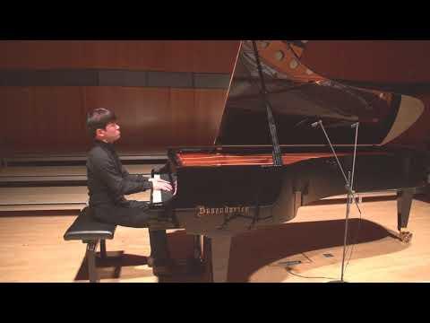 K.Szymanovsky -Etude op.4-1