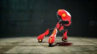 ОТБОЙ - короткометражный мультик про робота