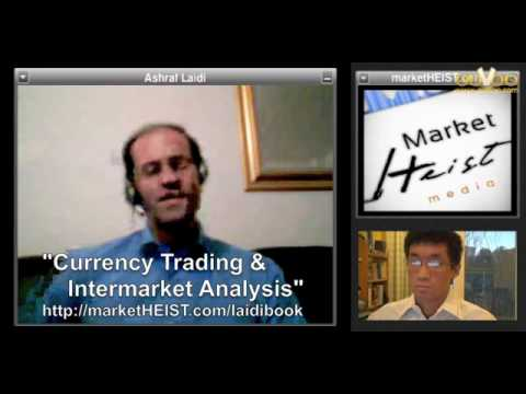"Ashraf Laidi ""Currency Trading & Intermarket Analysis"" Book Interview"