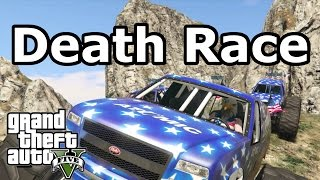 GTA V, Episode 31: Death Race