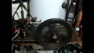 le beau  moteur vapeur