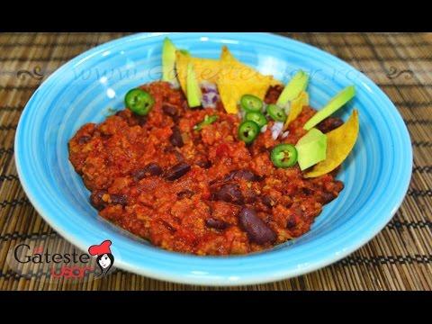Reteta de Chili con Carne