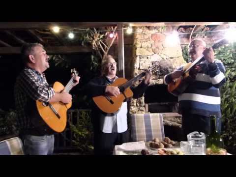 Trio Tijarafe - Canary Islands Folk Music presentation
