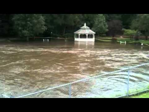 Hurricane Irene Boonton NJ