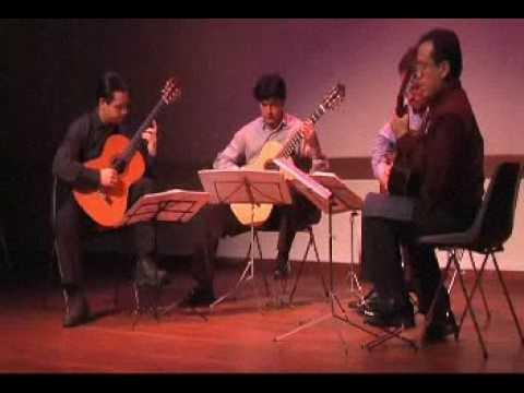 Grieg by Aranjuez Guitar Quartet