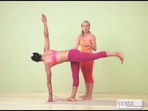 Twist and Detox: Yoga Journal to Go