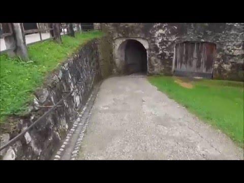 Festung Kufstein mit der Folterkammer