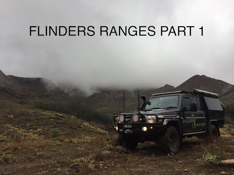 Flinders Ranges - Part 1