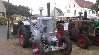 Vierzon H0 tractor 1936 (extremely rare)