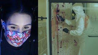 Самое страшное видео в мире, уборщики
