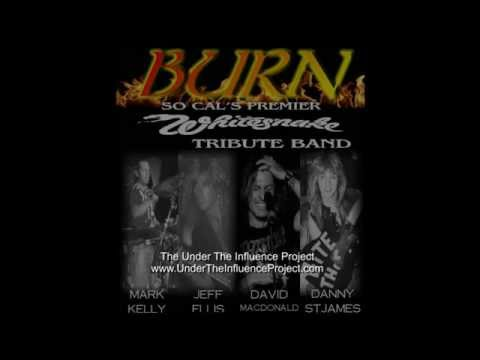 """Interview with Jeff Ellis From the Whitesnake Tribute Band """"Burn"""""""