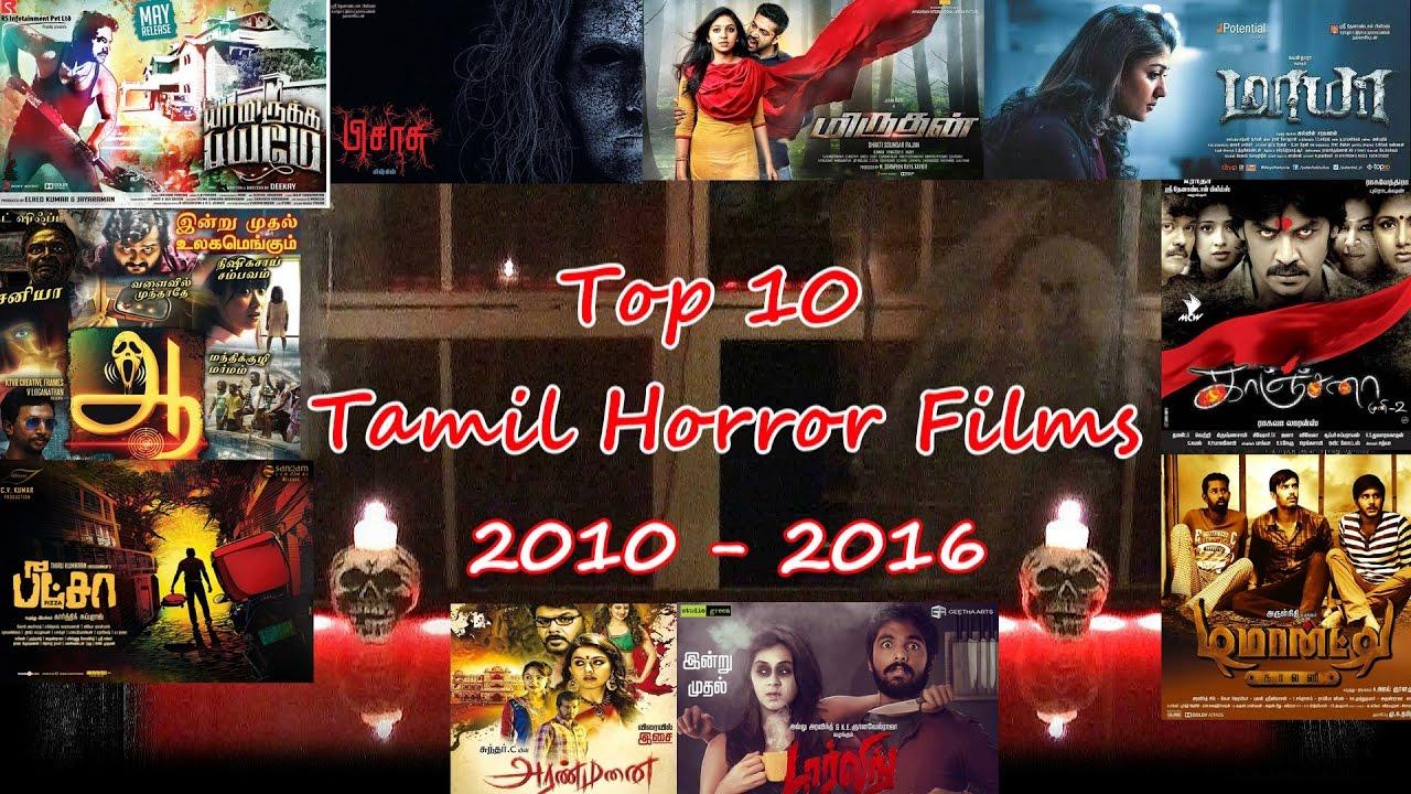top 10 tamil horror movies 2015