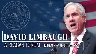 A Reagan Forum with David Limbaugh — 1/16/18