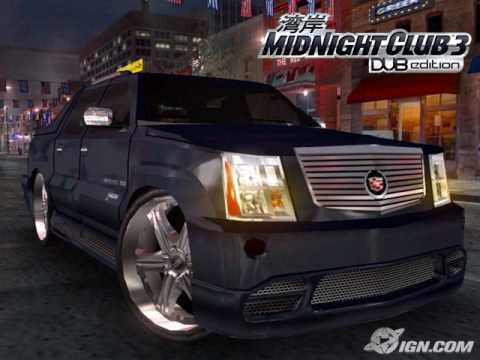 Midnight Club 3 DUB Edition Soundtrack- Real Big (Instrumental) [Main Game Theme]