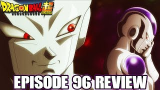 Dragon Ball Super Episode 96 Review To The World Of Void For The Fate Of The Universes To Be Decided