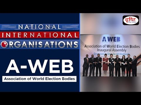 A WEB - National/International Organisations