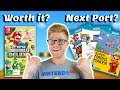 Next Wii U Port Coming to Switch and is NSMBUD Worth it?