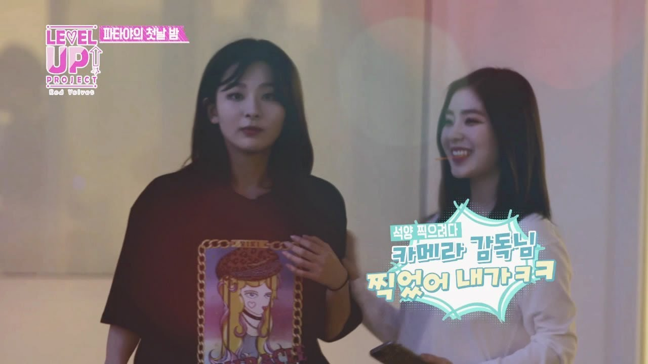 Level Up Irene x Seulgi Project