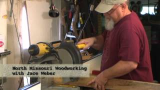 North Mo Woodworking - Saw Horse Part 1