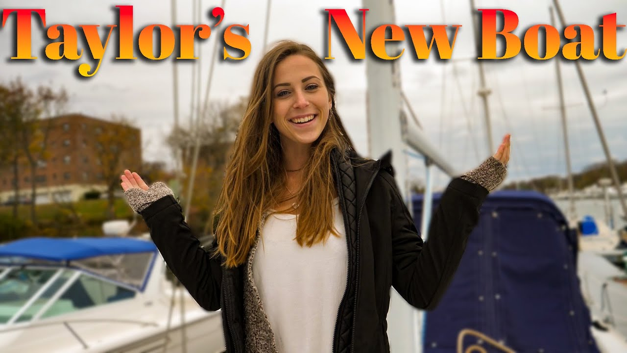 Taylor's New Boat - S6:E13