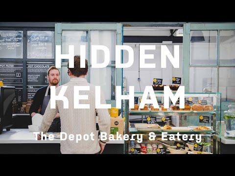Hidden Kelham - The Depot Bakery and Eatery