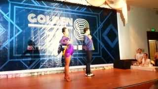 Golden8 - Salsa -Mambo of the Times - Tuan Le & Thuy Tien