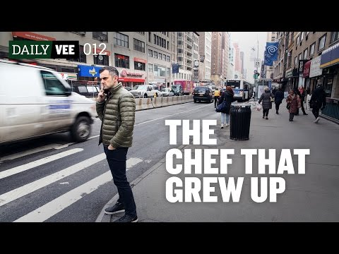 THE CHEF THAT GREW UP | DailyVee 012