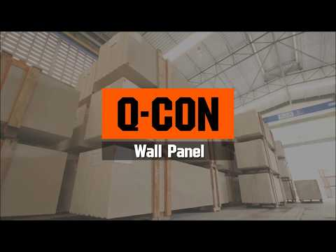 Q CON Wall Panel Overview