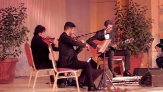 Nothing gonna change my love by waheed mamdouh and string quartet وحيد ممدوح